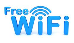 WiFi available at NPS & Newtonville Facilities